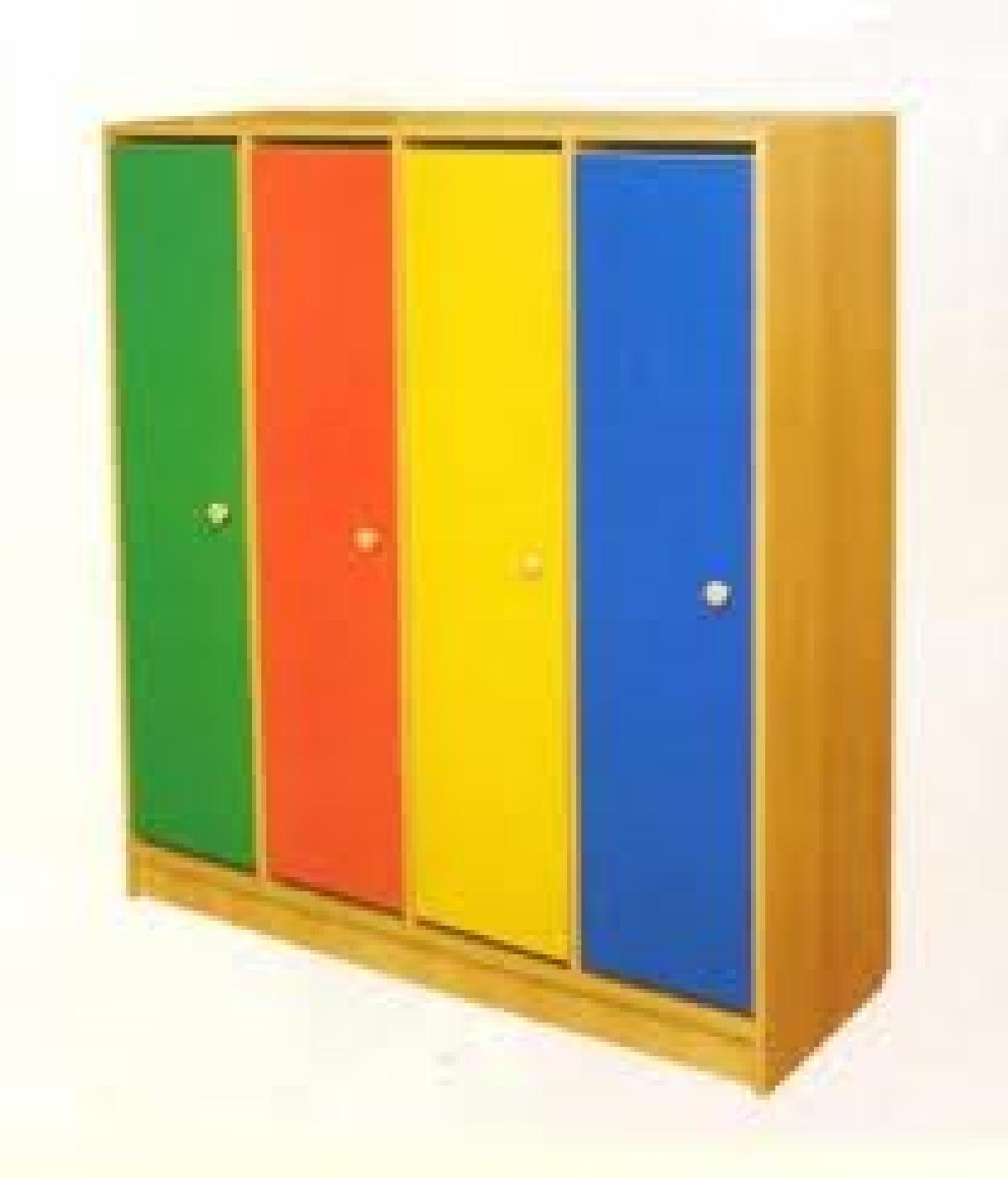 Выбираем шкафчики в детский сад правильно.